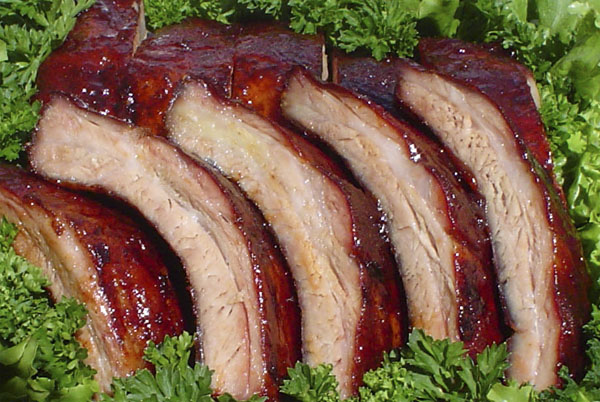 Slow-Smoked Baby Back Ribs!